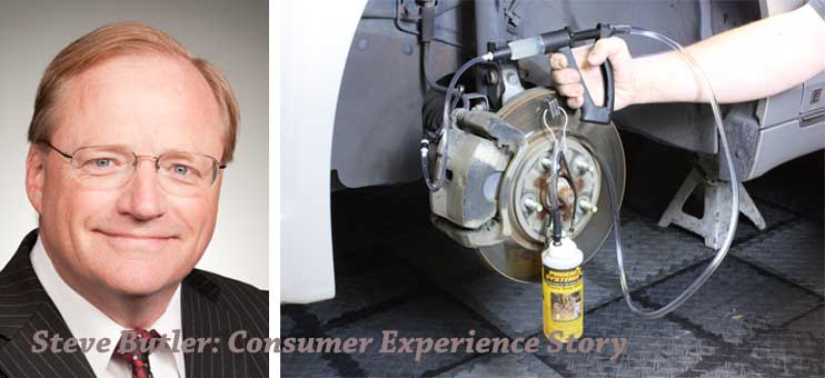 Steve Butler: Consumer Experience Story