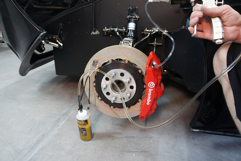 how to tell if you have a sticky caliper