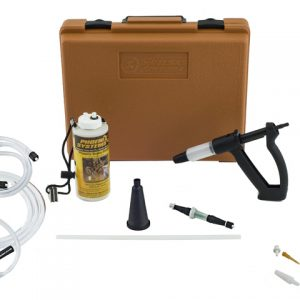 V12 car brake bleeding kit