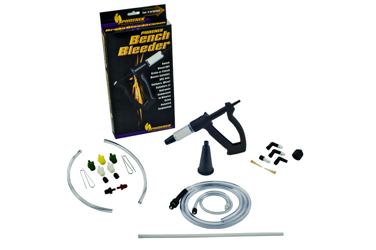 Bench Bleeder Kit