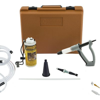 Car brake bleeding kit