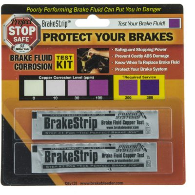The best brake fluid tester kit