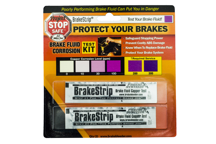 What Are Brakestrips Phoenix Systems