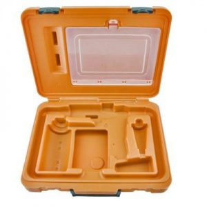 Car brake bleeding kit case