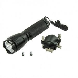 LED flashlight and mount that comes with the MaxPro car brake bleeding kit