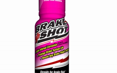 BrakeShot Is The 1st Ever Brake Fluid Enhancer