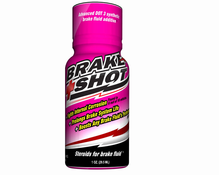 BrakeShot™ – First new additive to fight corrosion by Phoenix Systems