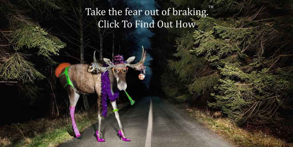 Take The Fear Out Of Braking