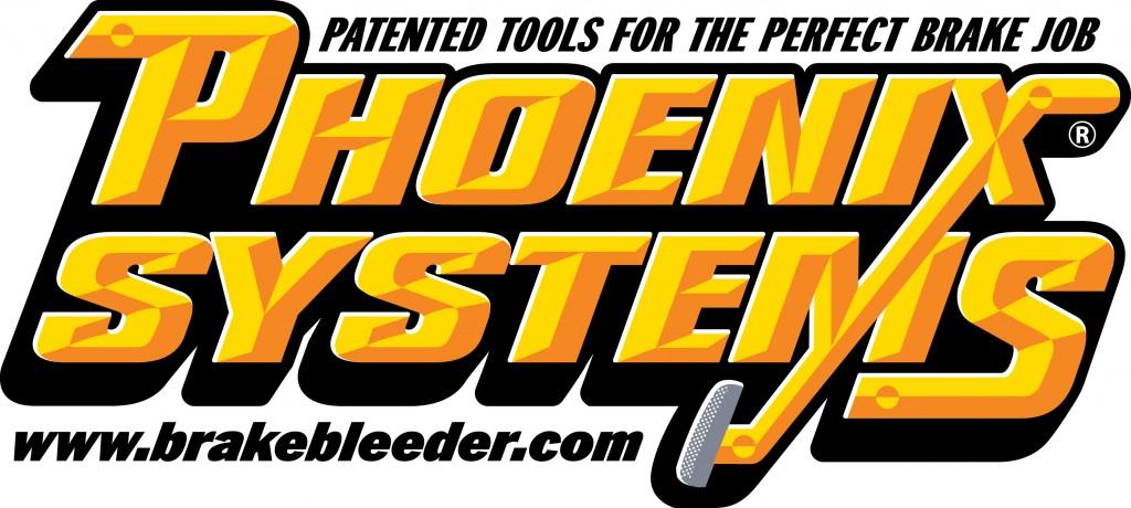 Phoenix logo black text