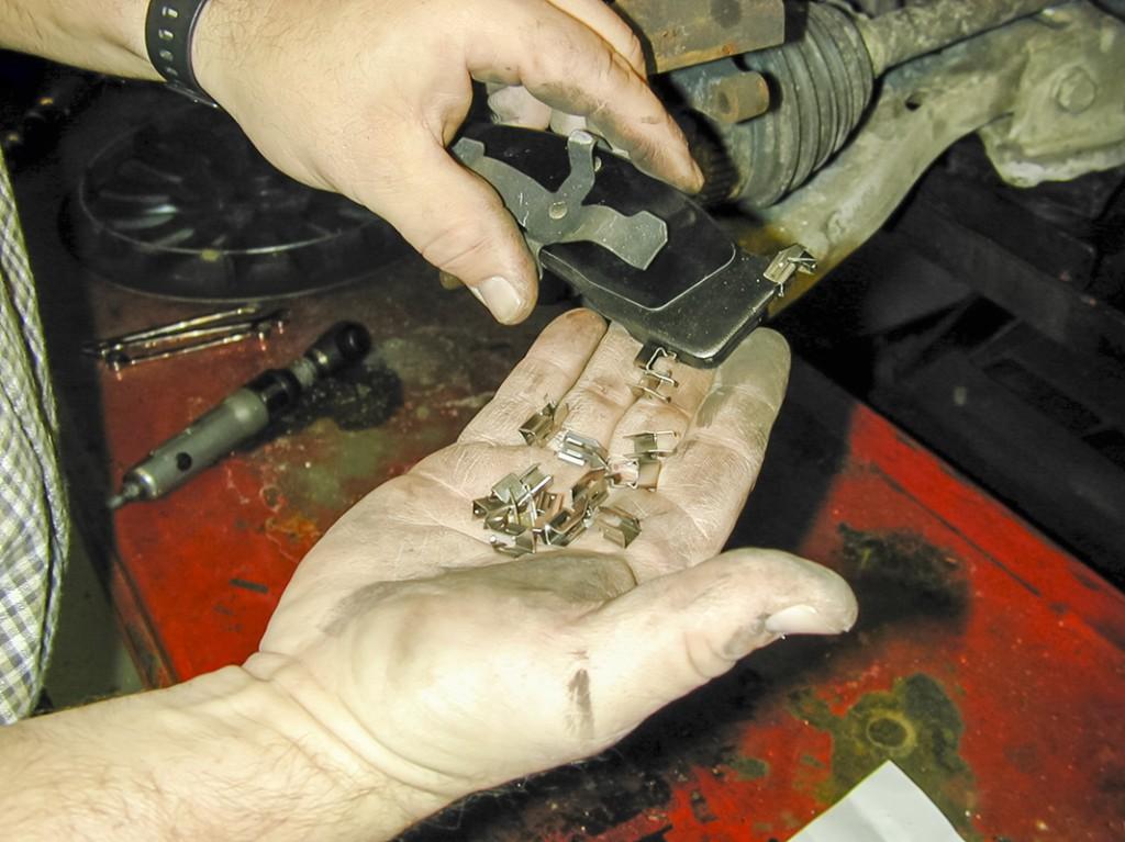 Brake Lubrication 08