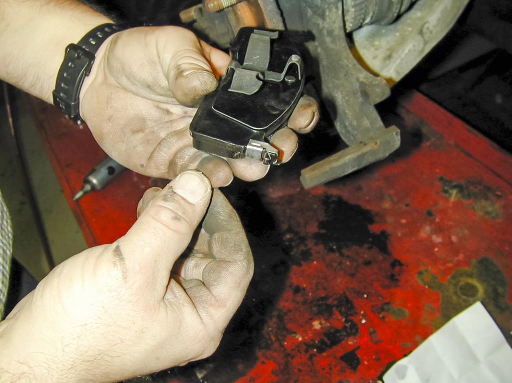Brake Lubrication 10