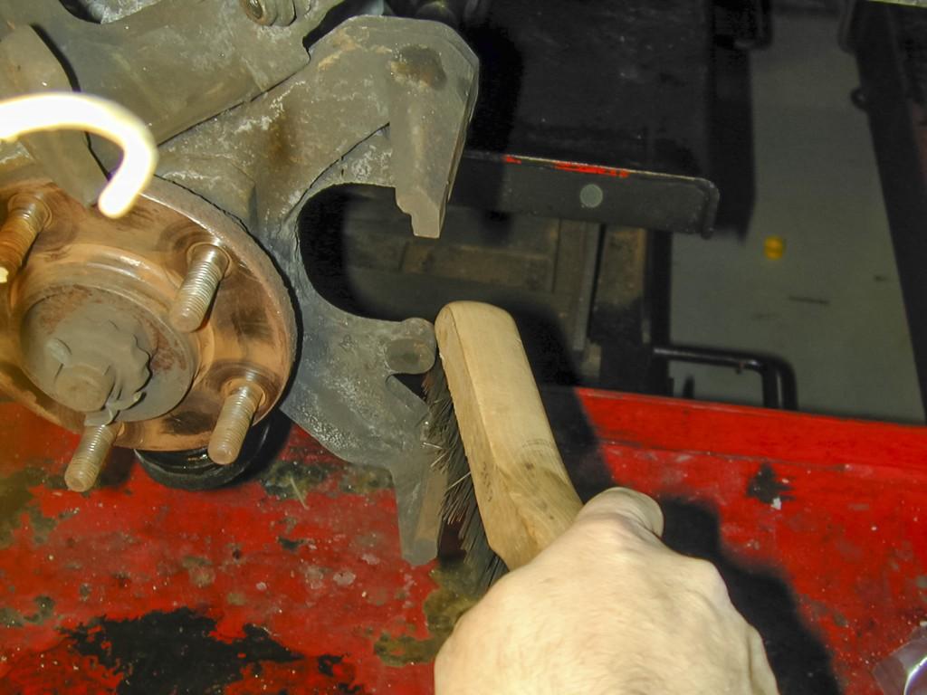 Brake Lubrication 12