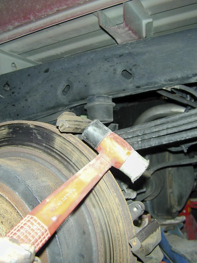Brake Lubrication 19