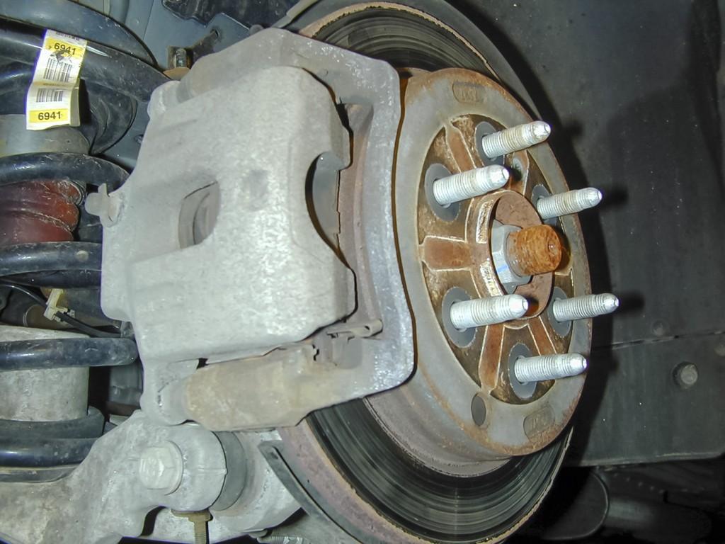 Brake Lubrication 01