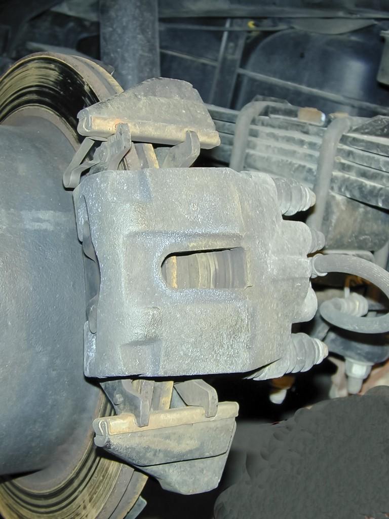 Brake Lubrication 02