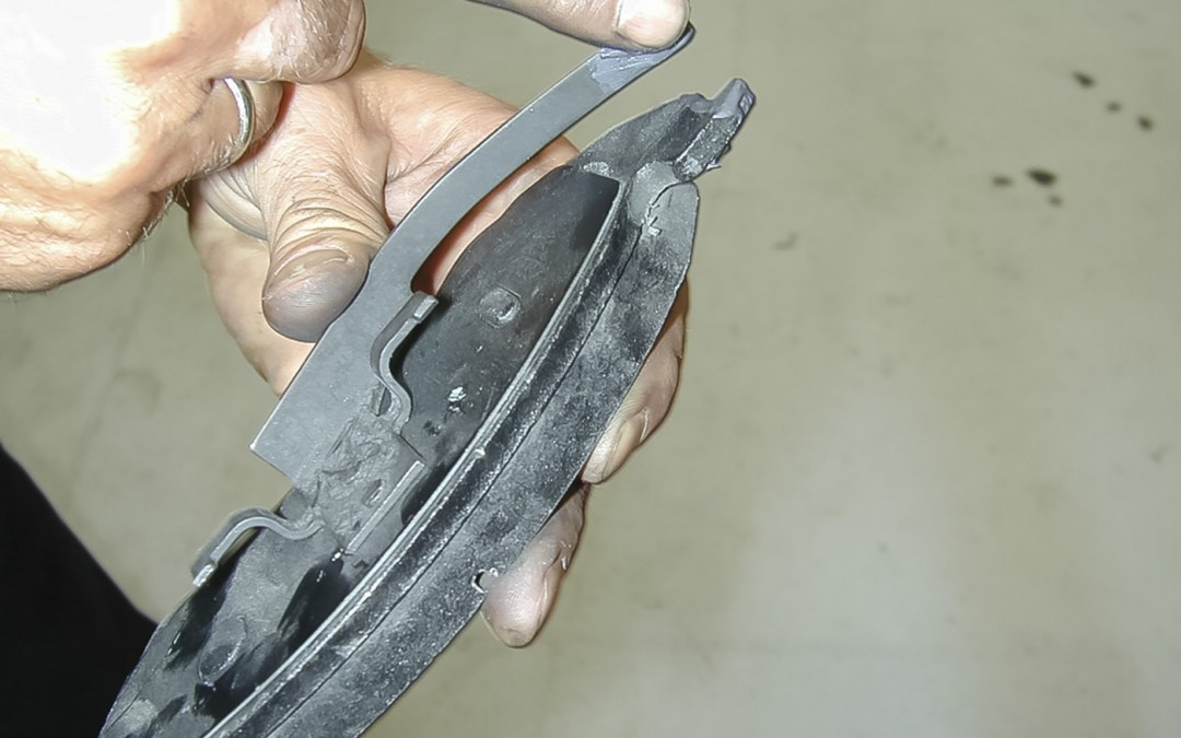 How To Lubricate Brakes Part 1