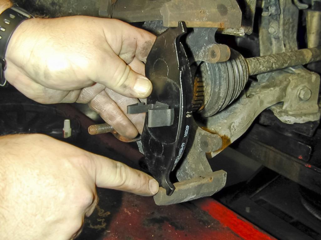 Brake Lubrication 07