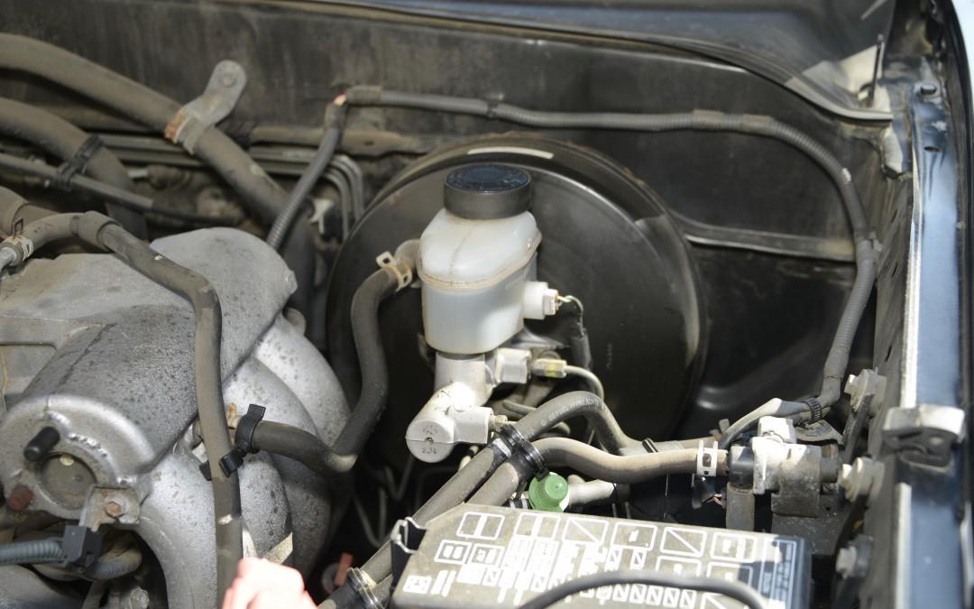 When to Change Brake Fluid Part 1