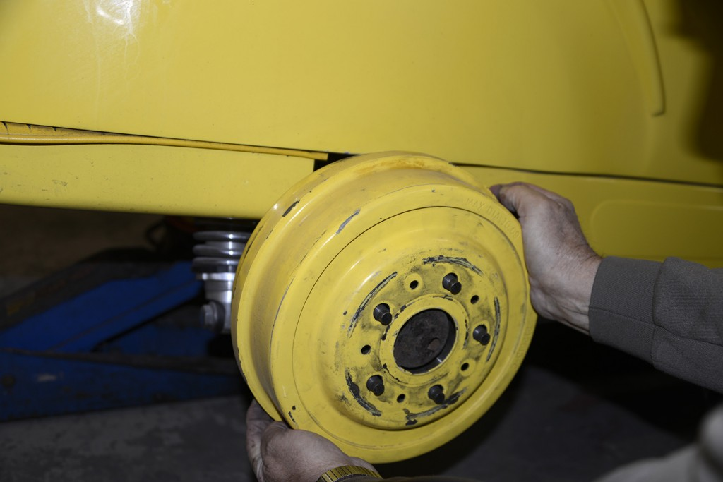 How to check for brake problems 4