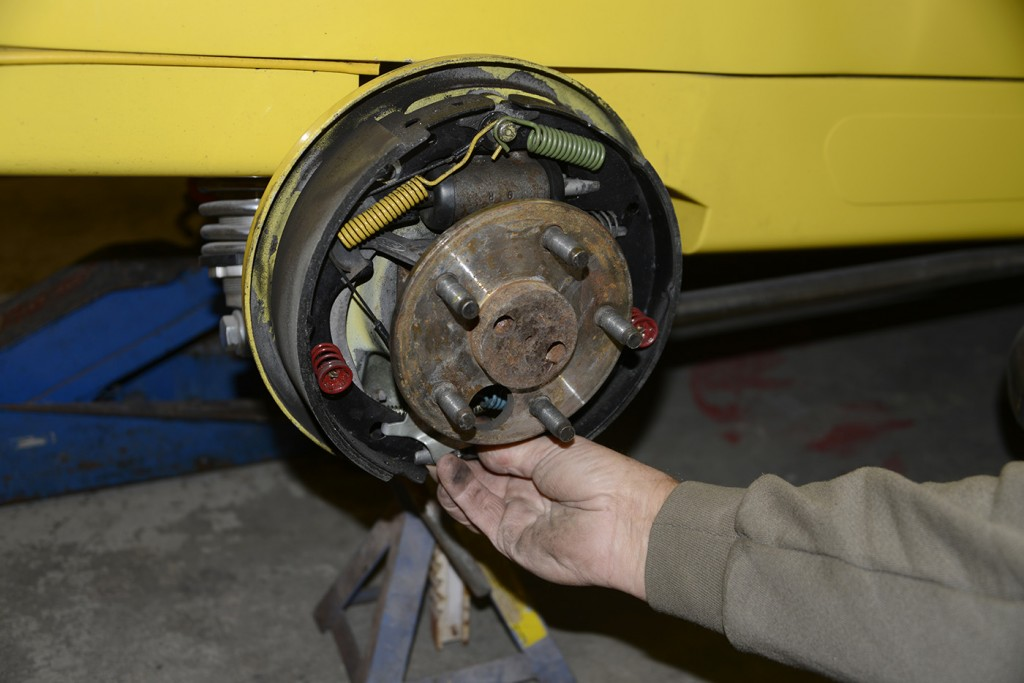 How to check for brake problems 5