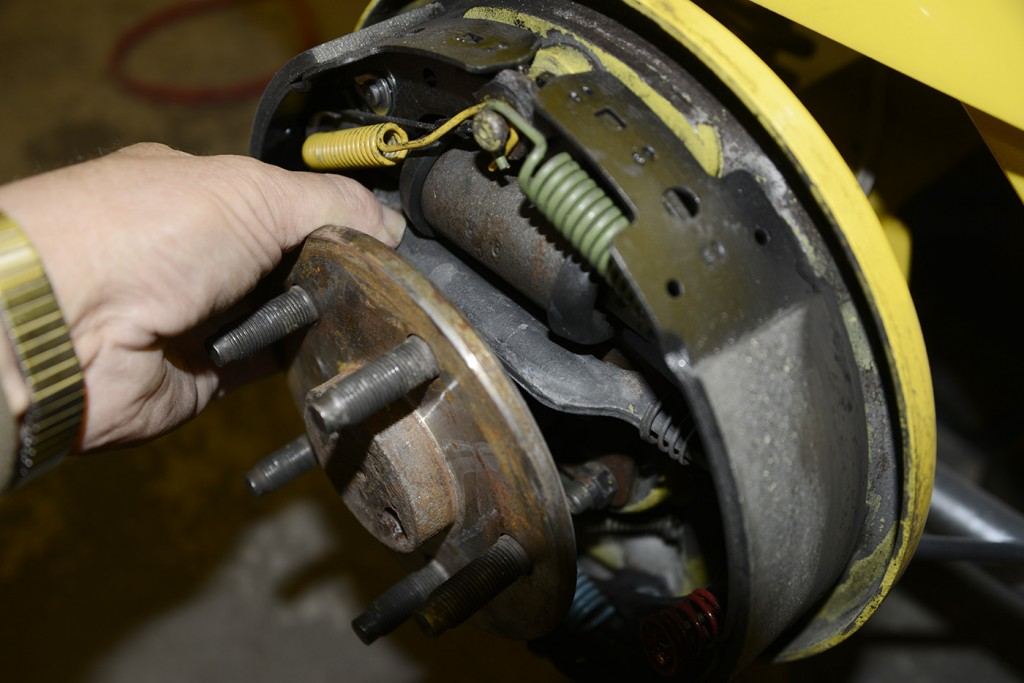 How to check for brake problems 9