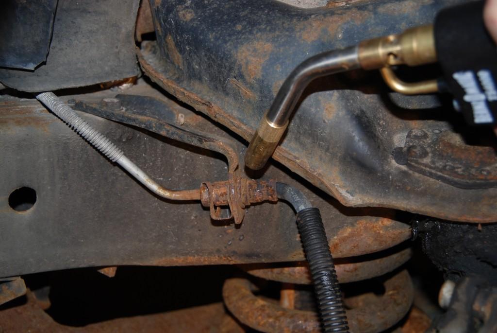 Brake Hose Service Idea 06
