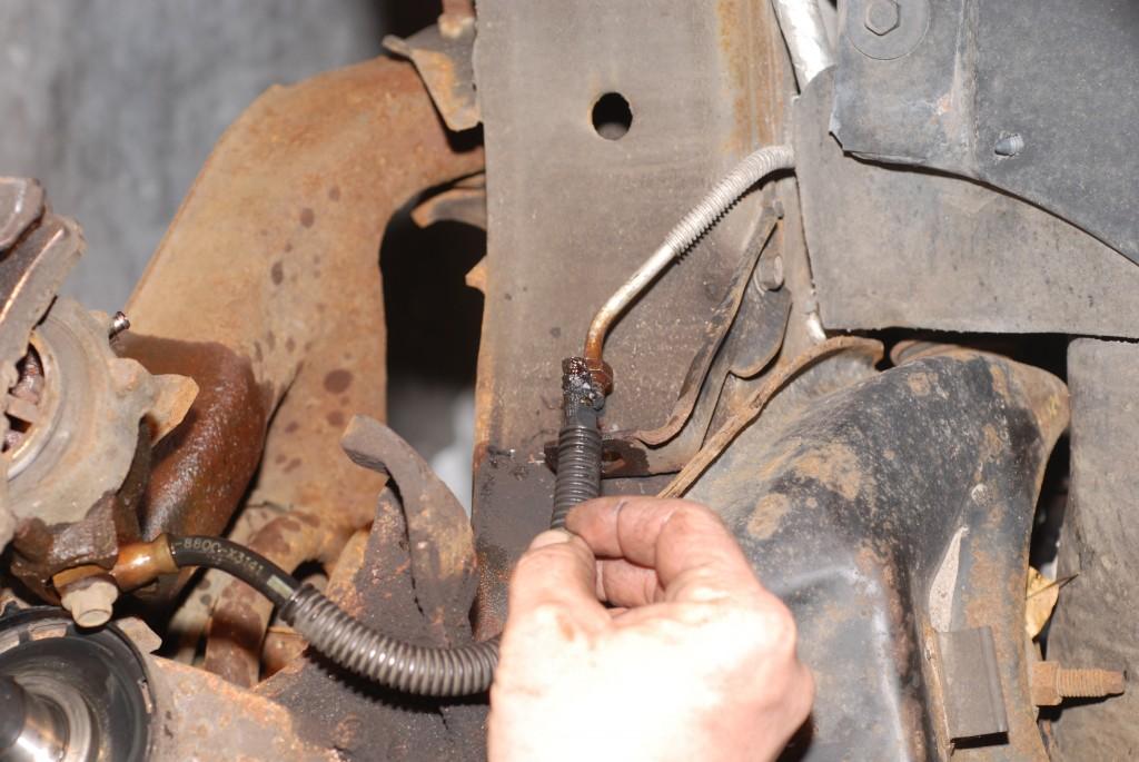Brake Hose Service Idea 07