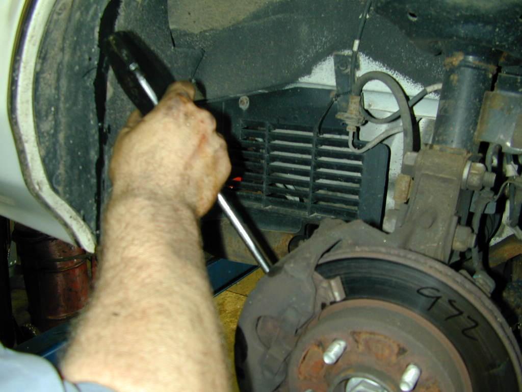 Brake Hose Service Idea 15