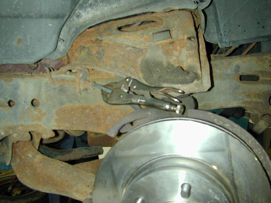 Brake Hose Service Idea 18