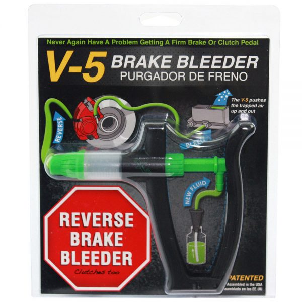 V-5 DIY Reverse Brake Bleeder from Phoenix Systems
