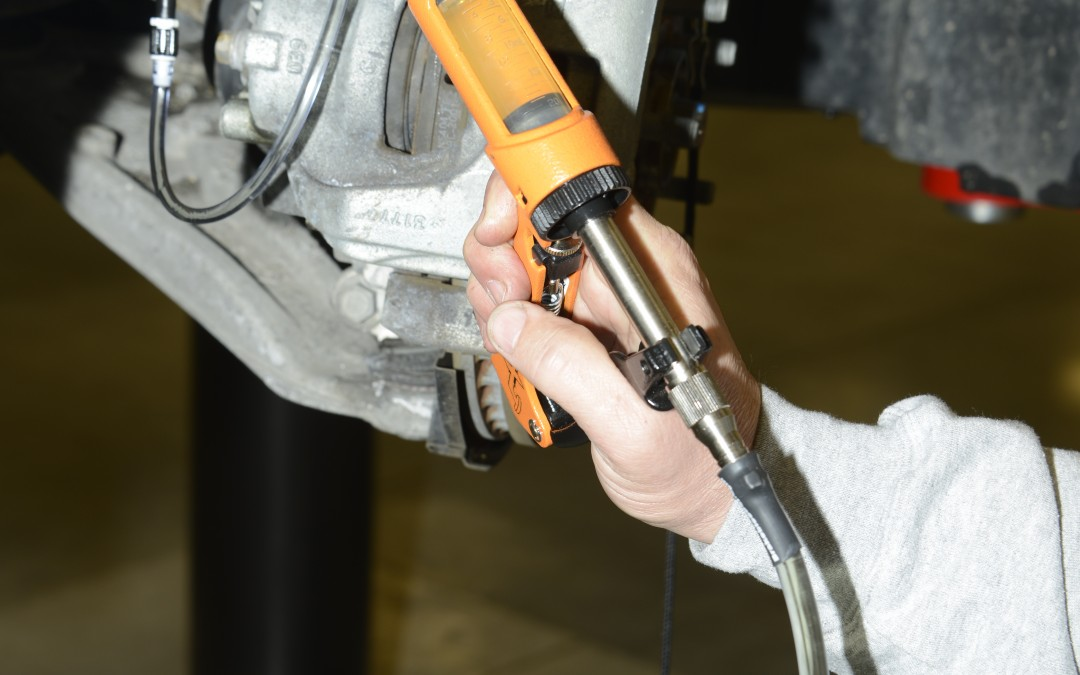 How To Bleed Brakes On A Hybrid Vehicle Part 3