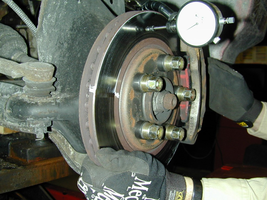 Basics of Rotor Run Out 05