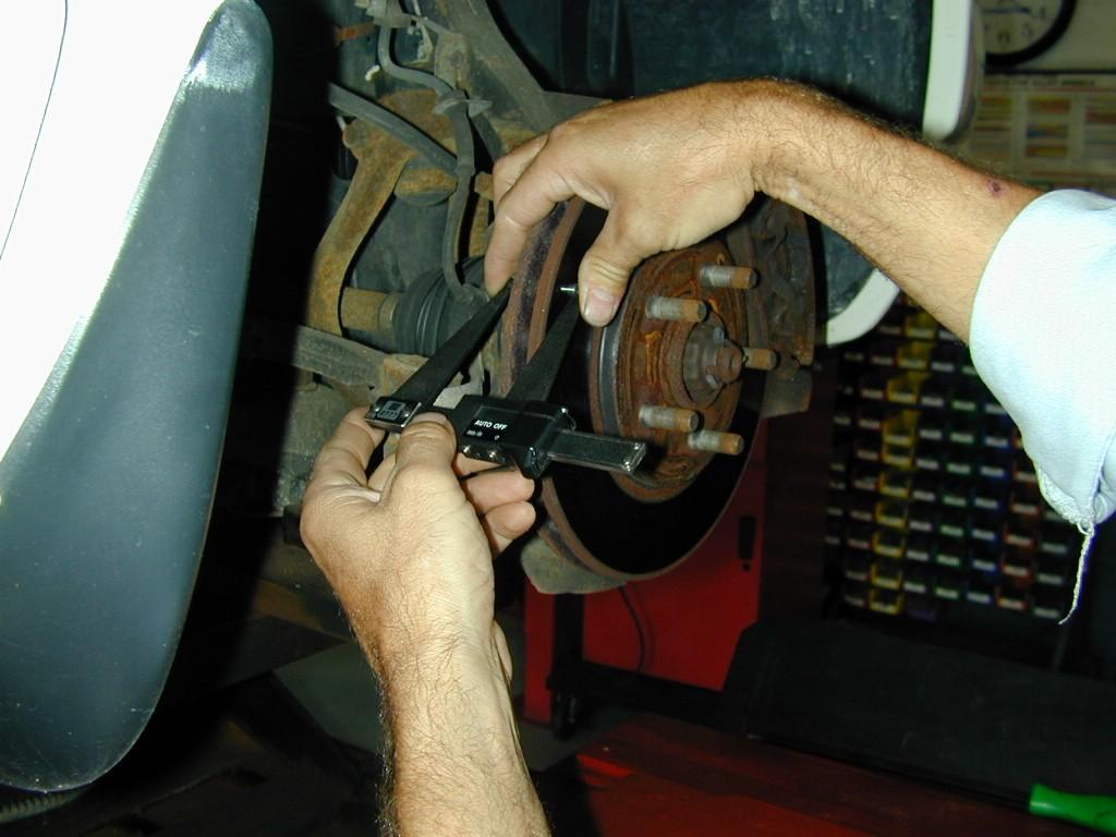 Basics of Rotor Run Out 07