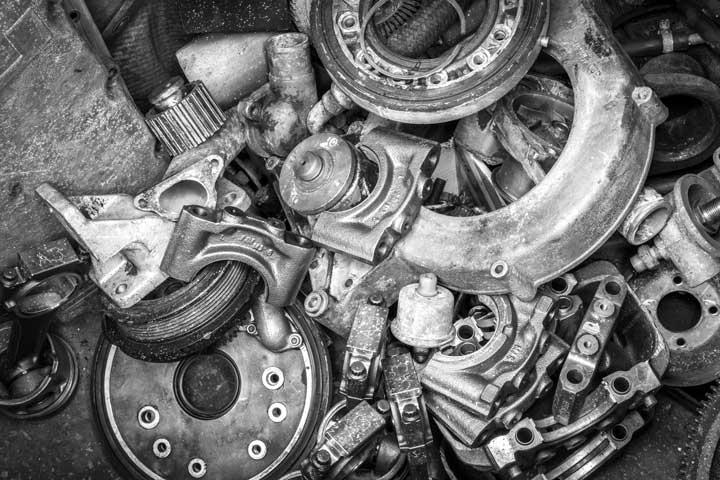 Parts Changer versus Brake Technician