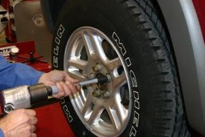 Wheel Tightening Procedures