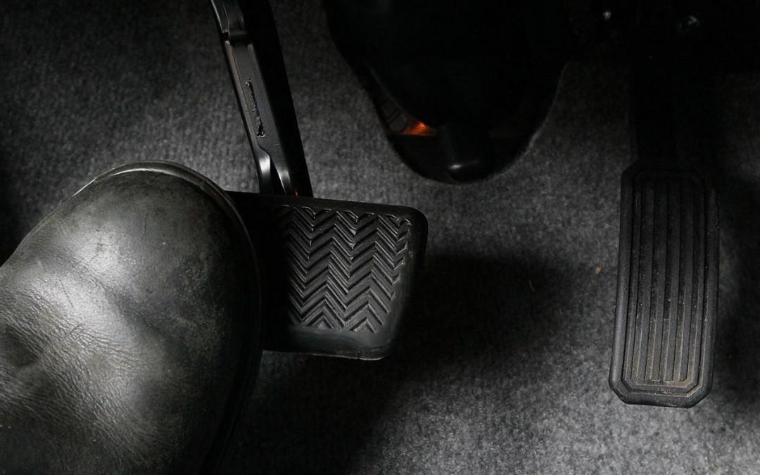 Determining Cause of Low Brake Pedal – Line Lock Test