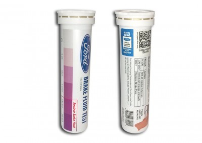 Phoenix Systems Announces Agreement to License and Market Ford-Branded Brake Fluid Test Strips