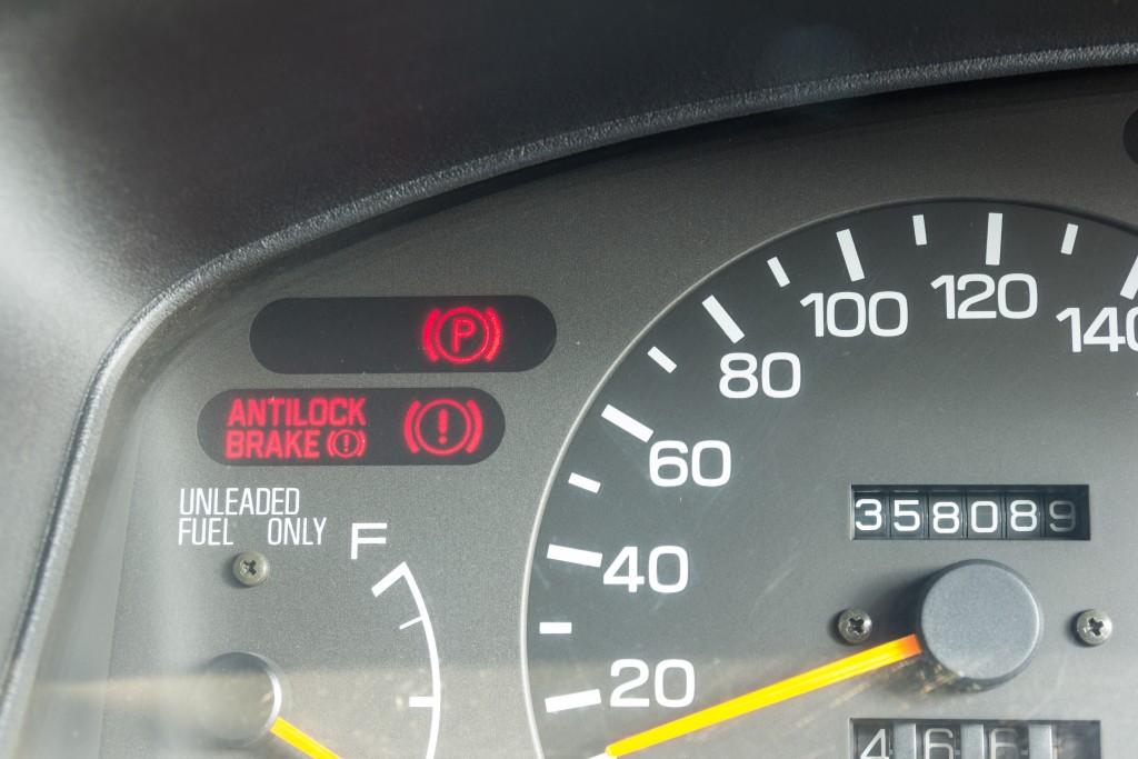 Red Brake Warning Light On Phoenix Systems