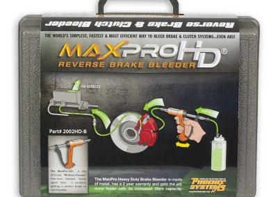 Phoenix Systems Releases State of the Art Informational Sleeve for their MaxProHD