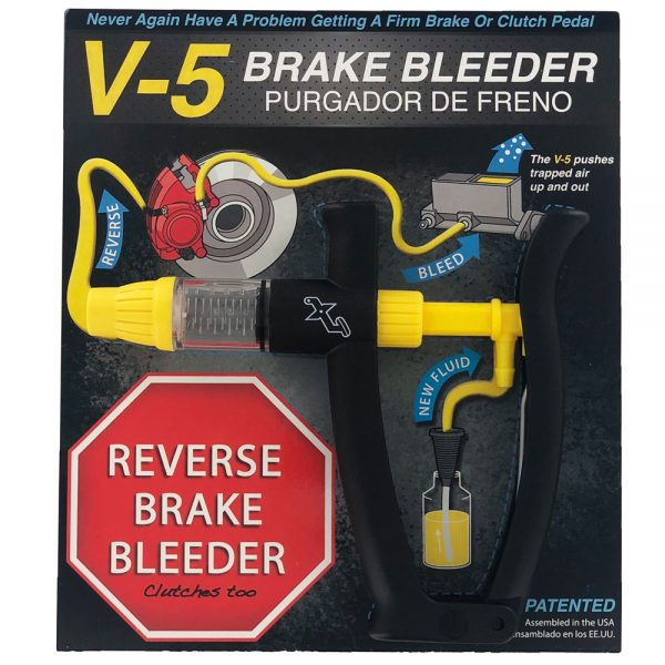 V-5 Brake Bleeder in its original packaging