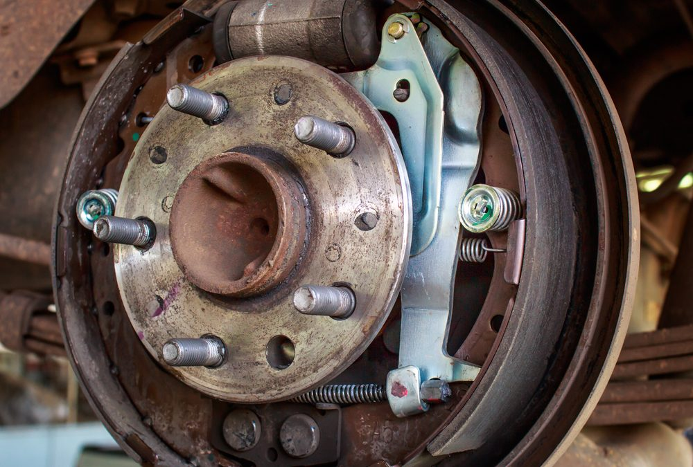 Identifying When Self-Adjustment Takes Place on Drum Brake Vehicles