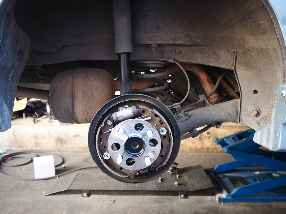 Rear Brake Drag or Lockup - Drum Brakes - Phoenix Systems