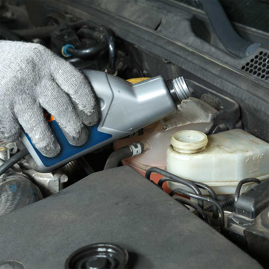 Brake Fluid Contamination