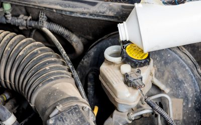 Preventing Master Cylinder from Running Dry