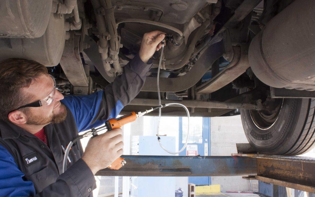 Diesel Truck Mechanic Inspires New Heavy-Duty Clutch Bleeder