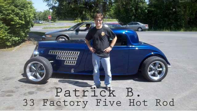 Patrick B. : Consumer Experience Story