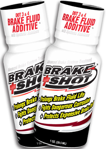 Brake Shot bottles
