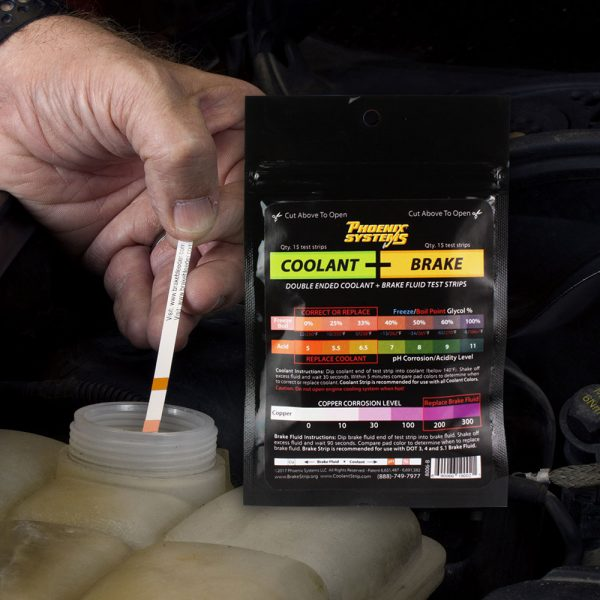 The best coolant and brake fluid testers from Phoenix Systems
