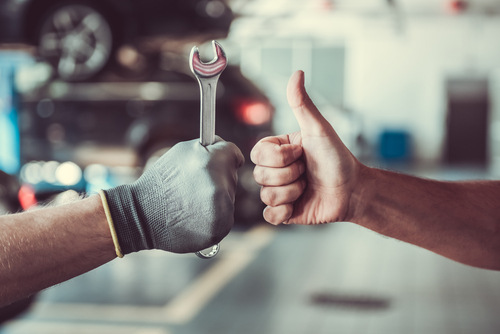 Brake Service Done Right with Brake Fluid Test Strips