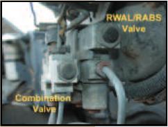 RWAL/RABS Valve
